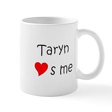 Cute Heart taryn Mug