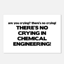 There's No Crying in Chemical Engineering Postcard