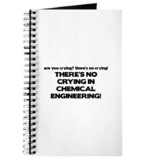 There's No Crying in Chemical Engineering Journal