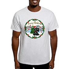 XmasMusic1MC/Scottie T-Shirt