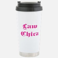 Law Chica Stainless Steel Travel Mug
