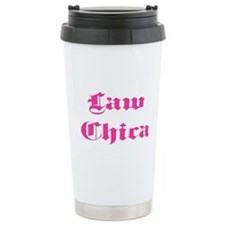 Law Chica Travel Mug