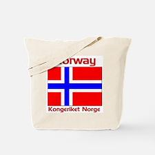Norway Kongeriket Norge Tote Bag
