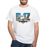 Ww2 Mens White T-shirts