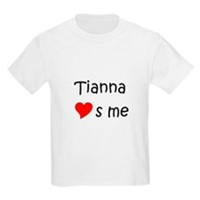 Tianna T-Shirt