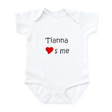 Cool Tianna Onesie