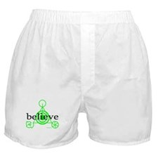 ALIEN CROP CIRCLE Boxer Shorts