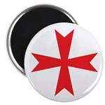 Sign of the Templar Magnet