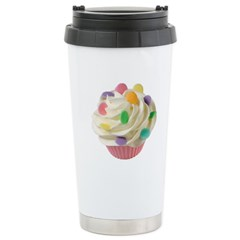 Sprinkle Stainless Steel Travel Mug