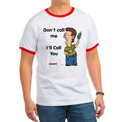 The Cell Phone Message Ringer T