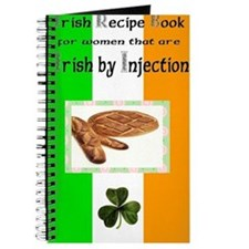 Irish by Injection Recipe Book
