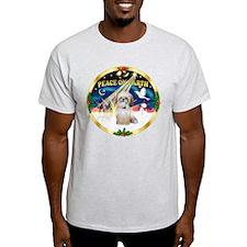 XmasSunrise/Shih Tzu T-Shirt