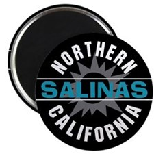 "Salinas California 2.25"" Magnet (100 pack)"