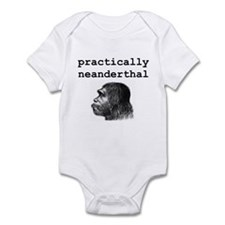 Practically Neanderthal Infant Bodysuit
