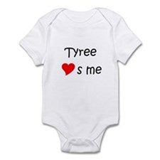 Unique Tyree Infant Bodysuit