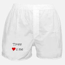 Unique Tyree Boxer Shorts