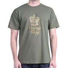 Swing King Swing Dancing T-Shirt