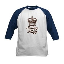 Swing King Swing Dancing Tee