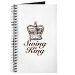 Swing King Swing Dancing Journal