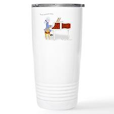 Practice Maintains Perfect Travel Mug