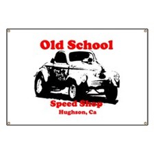 AFTM Old School Speed Shop Re Banner