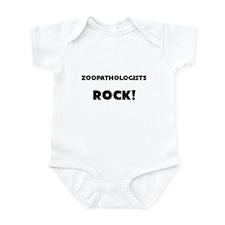 Zoopathologists ROCK Infant Bodysuit