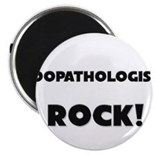 Zoopathologists ROCK Magnet