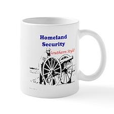 AFTM Homeland Security Southe Mug