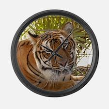 Bengal Tiger Large Wall Clock