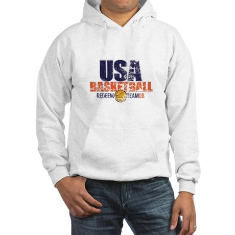 USA Redeem Team Hooded Sweatshirt