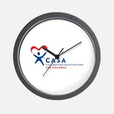 2nd JD CASA Wall Clock