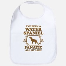 American Water Spaniel Bib