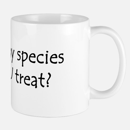 How many species Mug