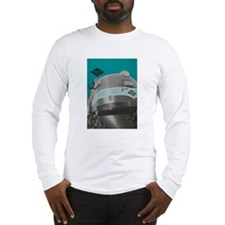 Reading Lines 907 - Long Sleeve T-Shirt