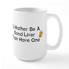 Good Liver Mug