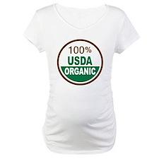 100% USDA Organic... Shirt