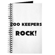 Zoo Keepers ROCK Journal