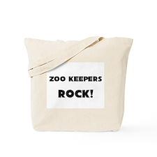 Zoo Keepers ROCK Tote Bag