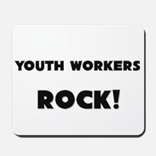 Youth Workers ROCK Mousepad