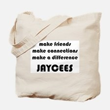 Make a Difference (more) Tote Bag