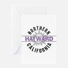 Hayward California Greeting Card