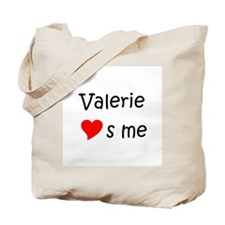 Cute Valerie Tote Bag