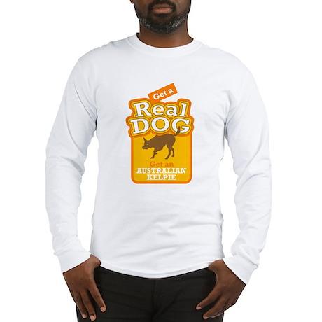 Australian Kelpie Long Sleeve T-Shirt