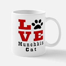 Love munchkin Cat Mug