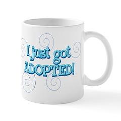 Just adopted 22 Mug