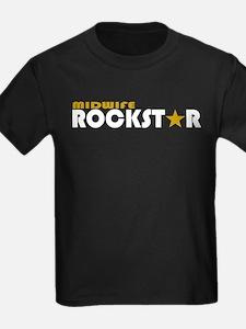Midwife Rockstar T