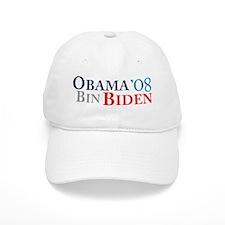 Obama Bin Biden Baseball Cap