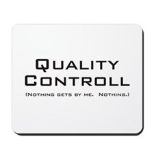 Q Controll Mousepad