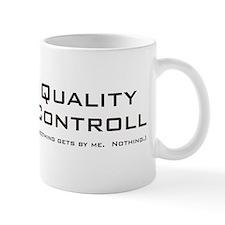 Q Controll Small Mug