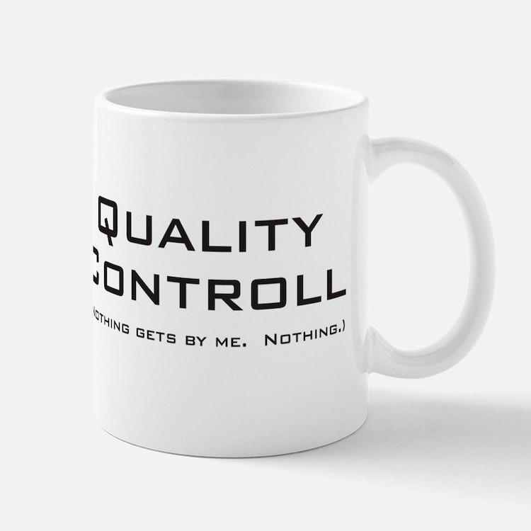 Q Controll Small Small Mug